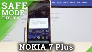 How to Activate Safe Mode in Nokia 7 Plus - Deactivate Third-Part Apps