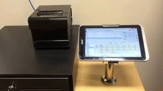 Tablet point of sale system cafes and retail shops budget for shops, takeaways looking low cost solution. call us: ...