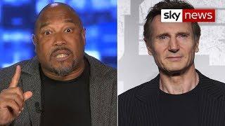 John Barnes 39Liam Neeson deserves a medal39