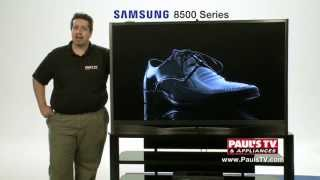 Paul's Preview: Samsung PN-F8500 Plasma TV