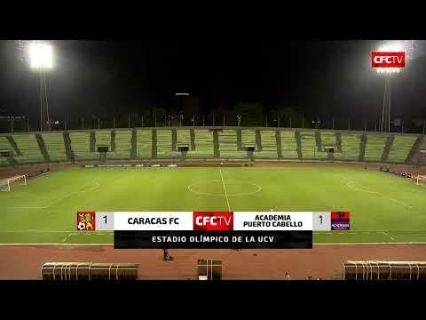 CARACAS FC VS AC PUERTO CABELLO