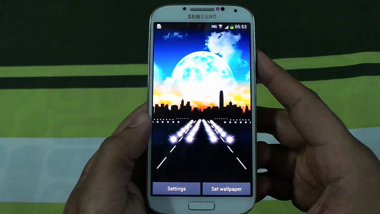 BEST ANDROID LIVE WALLPAPERS ON SAMSUNG GALAXY S4 NOTE 3 REVIEW 9