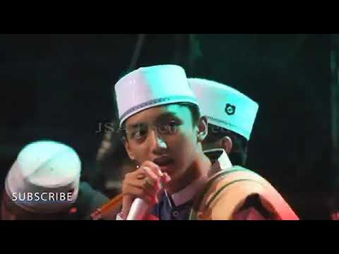 Sholawat Versi Jaran Goyang Gus Azmi Feat Hafidzul Ahkam