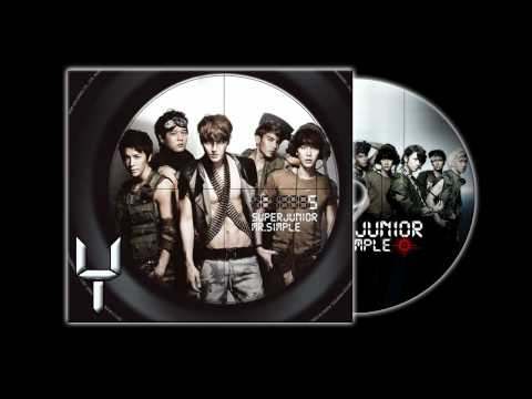 Super Junior - Y (Audio)