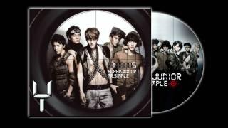 Super Junior - Y (Audio)