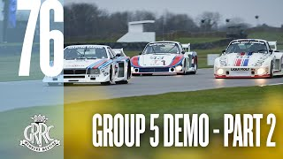 76MM Group 5 High-Speed demo pt. 2