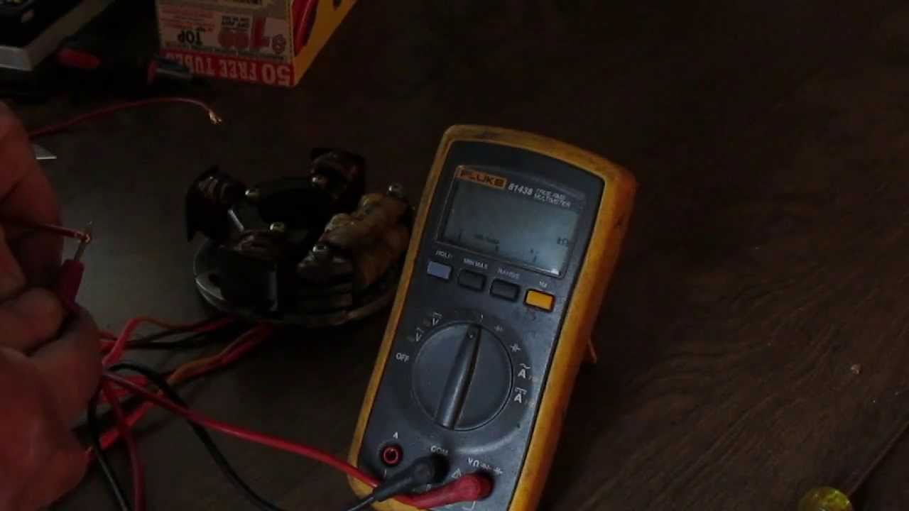 How to test a Stator  YouTube
