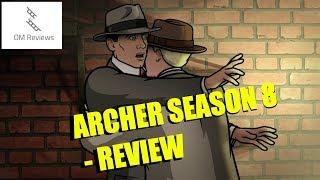 Archer Season 8 Review - Online Media Reviews (HD)