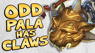 WE BROUGHT CLAWS TO A CARD FIGHT   Constructed   Hearthstone
