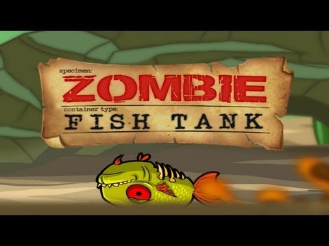 Zombie Fish Tank - Universal - HD Gameplay Trailer