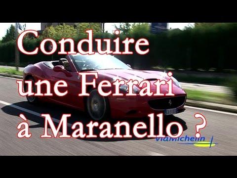 conduire une ferrari maranello c 39 est possible italie youtube. Black Bedroom Furniture Sets. Home Design Ideas
