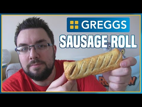 Greggs Sausage Roll Review