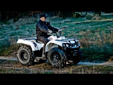 FILM: Baltmotors ATV 400 EFI