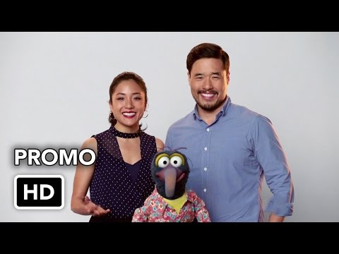 """The Muppets (ABC) """"Gonzo And Fresh Off The Boat Cast"""" Promo HD"""