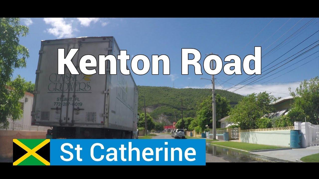 jamaica back road portmore