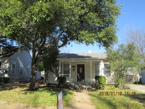 Fort Worth Homes for Rent 2BR/1BA by Fort Worth Property Management