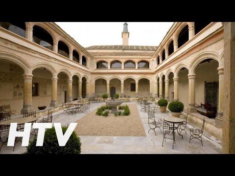 Hotel San Antonio el Real en Segovia