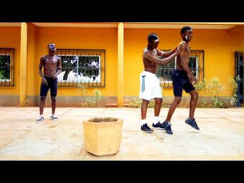 Safarel Obiang Gratahoun démo by Team Supers Stars