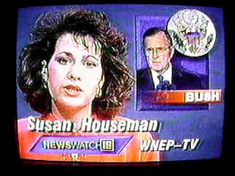WNEP Newswatch 16 - Bumper and Intro / Theme Music (1990's)