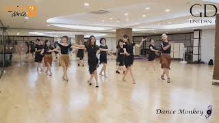 Download Dance Monkey - Line Dance (Alison Johnstone)