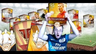 Fifa mobile april totw week 1 hero robert lewandowski! totw pack opening huge elite totw pull!