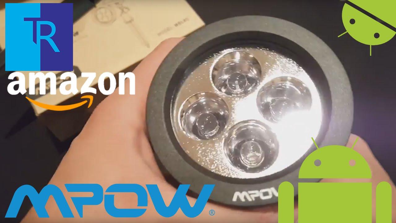 Lampada led da giardino ad energia solare impermeabile youtube