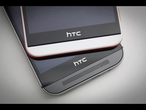 Speaker: HTC Desire Eye vs HTC One M8 | Lautsprecher im Vergleich