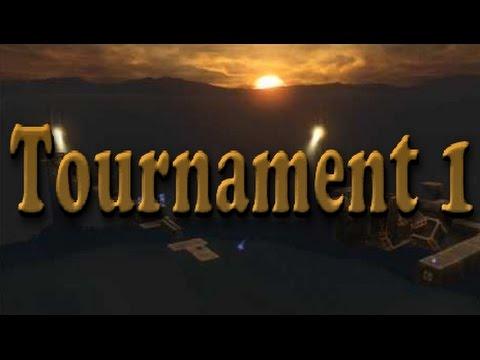 Ninja Warrior of Halo Tournament 1 (Halo 3 Tournament)