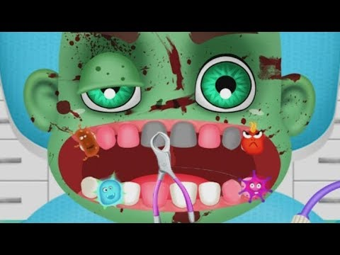 Fun Baby Care Libii Dentist for Monsters and Kids App on Android, iOS