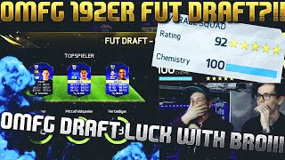FIFA 16: OMG 192 RATED FUT DRAFT!? (DEUTSCH) - FIFA 16 ULTIMATE TEAM - BEST DRAFTS EVER WITH MY BRO!