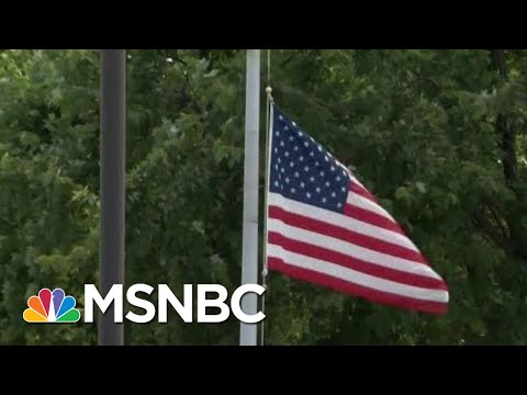 White Nationalist Domestic Terror Reaches Crisis Point For U.S. | Rachel Maddow | MSNBC