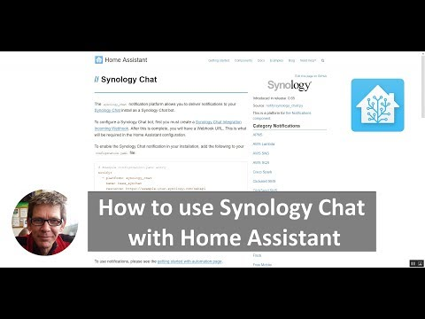 XBMCNut: How to use the Synology Chat platform with Home