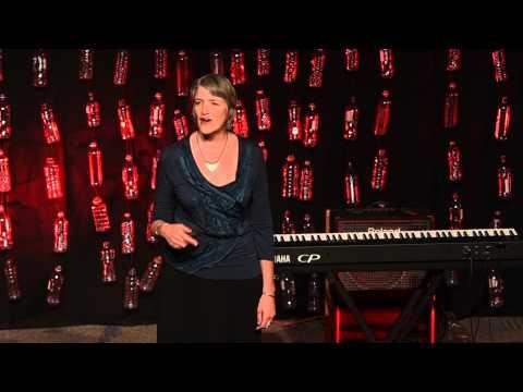 Bringing Your Full Voice to Life | Barbara McAfee | TEDxGustavusAdolphusCollege