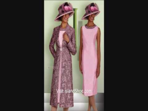 African American Women Church Suits