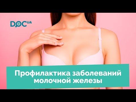 Профилактика заболеваний молочной железы (груди)