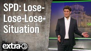 Christian Ehring: SPD in der Lose-Lose-Lose-Situation