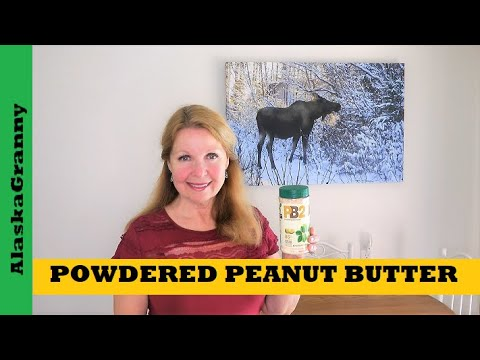 Peanut Butter Powder PB2 How To Use It