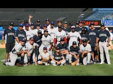 MLB Celebrity Softball Game 2018: Final Roster, TV ...