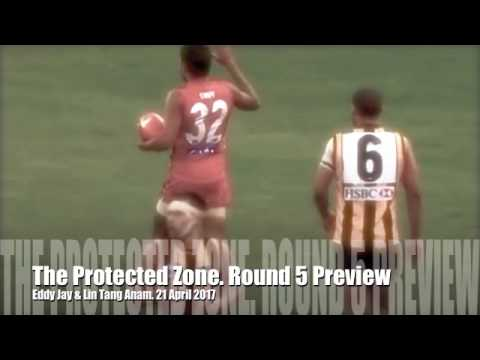 Episode 5: The AFL Protected Zone (Round 5)