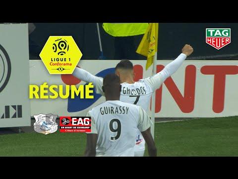 Amiens SC - EA Guingamp ( 2-1 ) - Résumé - (ASC - EAG) / 2018-19
