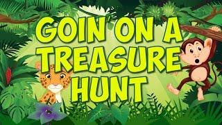 Goin' On A Treasure Hunt | Brain & Body Builder | Brain Breaks | Fun Kid's Song | Jack Hartmann