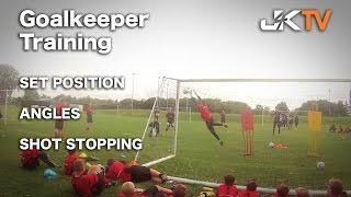 soccer goalkeeper tutorial