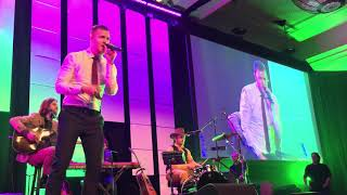 Kats! With Imagine Dragons at TRF gala
