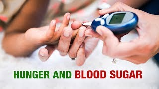 Hunger and Blood Sugar - Dr. Nitika Kohli - AIMIL