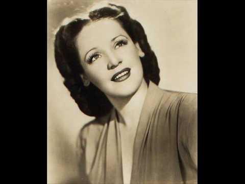 """Eleanor Steber - Entrance of Butterfly (""""Ancora un passo or via"""") (1949 studio recording)"""