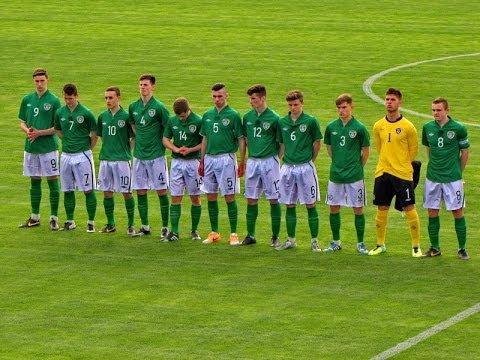 Republic of Ireland U17 [97] UEFA Elite Round 2014