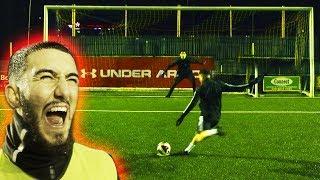 NEW REBEL FC PENALTY TAKER?! ELIMINATION CHALLENGE