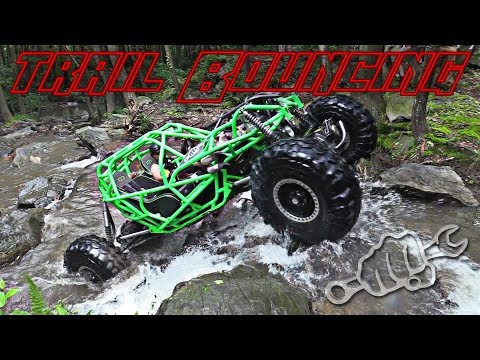 TRAIL BOUNCING Pennsylvania Paradise with Tuckers Off Road