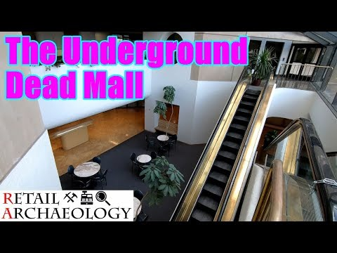 First Plaza Galeria: The Underground Dead Mall | Retail Archaeology