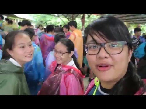 3. SUN, MUD & FUN | Sec 3 Camp 2015